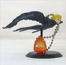 Howl's Moving Castle Cominica Keychain Figure '' Howl Bird''  Calcifer Ghibli