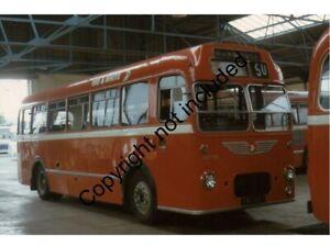 BUS PHOTO: RED & WHITE BRISTOL MW U2759 VWO227