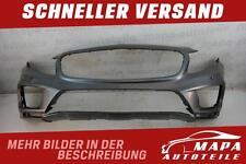 Mercedes GLA AMG W156 Bj. ab 2013 Stoßstange Vorne A156 SRA PDC Grau Original