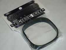LENS BAND - STOP ZOOM CREEP - in BLACK