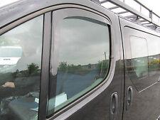 Toyota Hiace 2006-2013 Wind Deflectors 2 pcs Front Set - Internal Fit (23023)