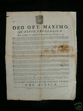 More details for 1783 original poster - theological questions - bourges