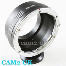 Canon EOS EF-S Lens to Sony NEX E mount Adapter NEX-5R A7 A7R 6 7 A6000 tripod