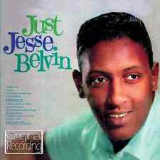 Jesse Belvin - Just Jesse Belvin CD