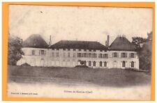 ROSIERES (18) CHATEAU de ROSIERES en 1904