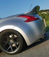 "Fits:Nissan 370Z Coupe 2009+ ""Texas Drifter"" Custom Rear Spoiler Primer Finish"