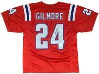 Stephon Gilmore autographed signed jersey NFL New England Patriots JSA COA