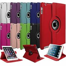 New iPad Case 360 Rotating Stand Flip Cover For iPad 2,3,4