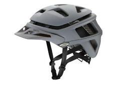 Smith Forefront Helmet: Matte Cement Small