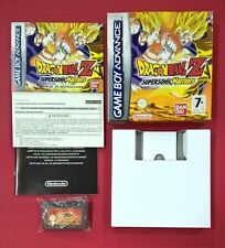 Dragon Ball Z SuperSonic Warriors – NINTENDO GAME BOY ADVANCE - MUY BUEN ESTADO