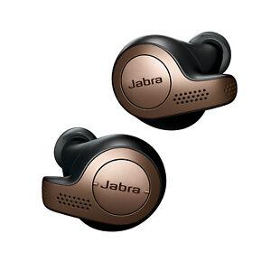 Jabra Elite 65t Bluetooth Ersatz-Ohrhörer ohne Ladestation Kupfer-Schwarz