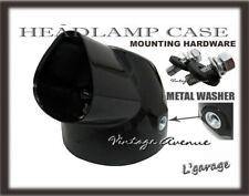 HONDA S90 SS50 CS50 CF50 CF70 CL70 SL90 HEAD LIGHT CASE HOUSING*GLOSSY BLACK*[V]