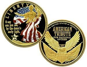 DAWN'S EARLY LIGHT COMMEMORATIVE COIN PROOF VALUE $89.95