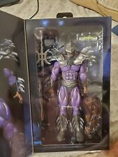 Super Shredder NECA Teenage Mutant Ninja Turtles 2 Deluxe Figure, Secret of Ooze