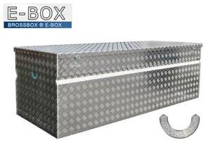 Pritschenbox Fahrzeugbox Truckbox Pritschenkiste 660 L Aluminium
