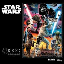 BUFFALO GAMES STAR WARS PUZZLE YOU'LL FIND I'M FULL OF SURPRISES 1000 PCS #11802
