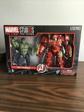 MARVEL LEGENDS, FIRST TEN YEARS HULK vs HULKBUSTER (Target Exclusive) Rare-A1