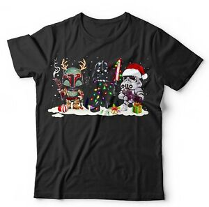 Three Wise Men Tshirt Unisex & Kids - Boba, Darth, Storm, Imperial