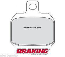 Zapatas pastillas de freno guarnición boom trike Low Rider Mustang Fighter Muscle