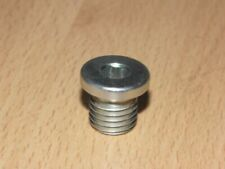 Sensor Port Blanking Plug Bung Metric M14 x 1.5mm Hex Socket