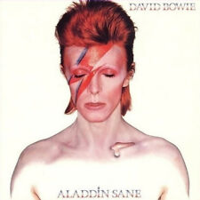 DAVID BOWIE - ALADDIN SANE - LP REISSUE SILVER VINYL NEW SEALED RSD 2018