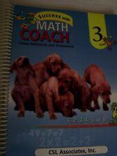 Success with Math Coach Grade 3 ISBN# 1568921632