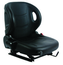 Forklift Wingback Style Suspension Seat C/W Seat Belt & Switch - VIC East