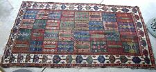 Antique Early Hand Woven 7ft by 4ft KAZAK Rug