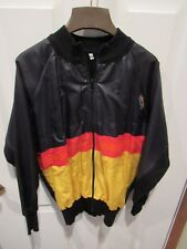 Vintage 1980's Yamaha SECA motorcycle Jacket Coat adult Size medium rare