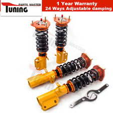 For Toyota Corolla 88-99 E90 E100 E110 AE92-AE111 Coilovers Shock Absorber TPM