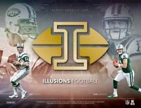 2018 Panini Illusions NFL Football Cards Pick From List Base and Rookies