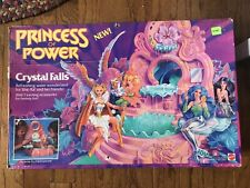 BOX ONLY—SHE-RA Princess of Power Crystal Falls Playset MOTU HE-MAN