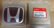 06-011 JDM CIVIC TYPE R FRONT EMBLEM FD2  Si OEM GENUINE PART HONDA MOTOR JAPAN