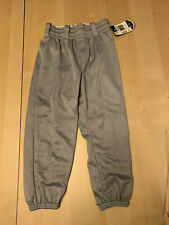 Wilson Sporting Goods Baseball Pants, Youth Medium, Grey, $12, NWT
