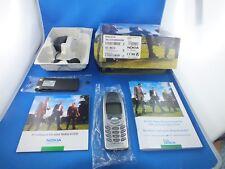 100% ORIGINAL Nokia 6310 i 6310i Silber ABSOLUT NEU OHNE LAGERUNGSSPUREN OVP