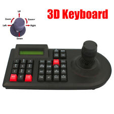 3 Axis Dimension Joystick CCTV Tastatur Controller für ptz Speed Dome Kamera