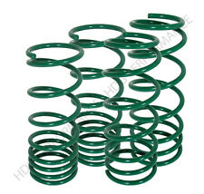 "84-87 Toyota Corolla AE86 Trueno Green Lowering Spring Coil 1.5"" Drop Kit Set"