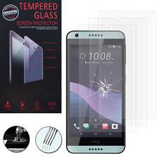 3 Films Verre Trempe Protecteur Protection Haute Qualite pour HTC Desire 650