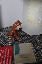 WDCC DISNEY COA/BOX CINDERELLA BRUNO DOG LEARN LIKE CATS FIGURINE SCULPTURE