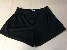 FINL365 Black Jersey Knit Shorts Women's SIZE SMALL