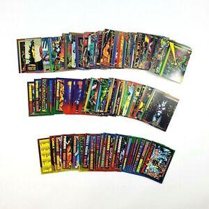 1993 Marvel Universe Skybox Complete Base Set 1-180 No Bonus Cards