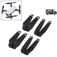 4PCS Folding Quick Release Propellers Blades CW CCW 4730 For DJI Spark Drone US