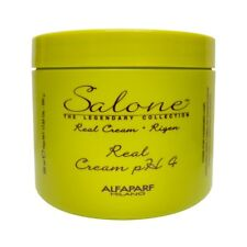 Alfaparf Salone Real Cream 17.63 oz pH 4 Damaged Hair Cabello Dañado ORIGINAL