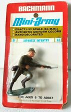 1:32 Figure - BACHMANN - MINI-ARMY - japanese infantry INFANTRY #61 - Sealed