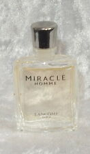 Collectors mini parfum -  lancome Miracle homme 5 ml