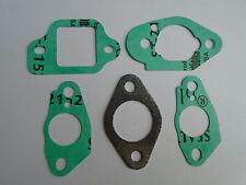 Carburador Junta conjunto se ajusta a Honda Izy HRG465 GCV135 GCV160 GC135 GC160 465 Pcs