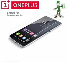 2 x 100% Genuine Tempered Glass 9H Screen Protector For OnePlus One One Plus 1