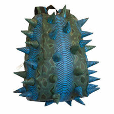 Madpax Spiketus-Rex Pactor Blue Mamba Spikes Urban Full Pack School Bag Backpack