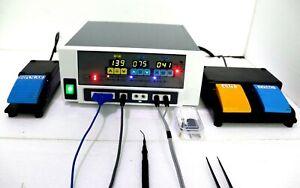 Advance Electro Cautery 400w Bipolar Monopolar Unit Cautery Electro Generator