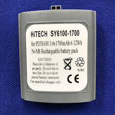 Hitech battery#21-33061-01(Japan Yuasa 1.6A) for Symbol Pdt6100 Pdt6110 Pdt6146.
